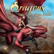 Dragons 2020 Calendar - Anne Stokes